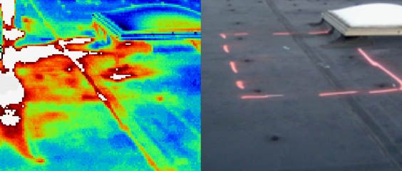 Thermographic Inspections by Malvern Roofing